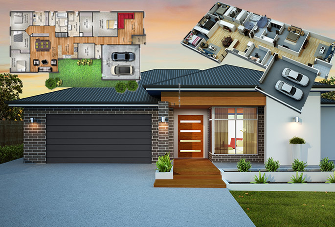 Adelaide Floor Plan Service